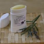 Deodorant natural cu bicarbonat de sodiu si lavanda