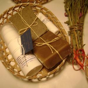 Cosulet cadou sapun natural