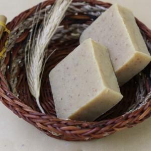 Sapun natural cu patchouli si germeni de grau
