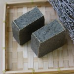 Sapun natural antimicotic cu pelin, argila si busuioc